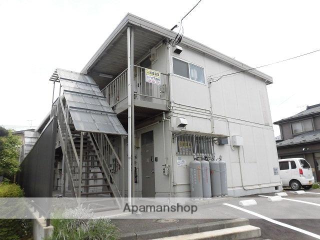 岩手県盛岡市の築39年 2階建の賃貸アパート