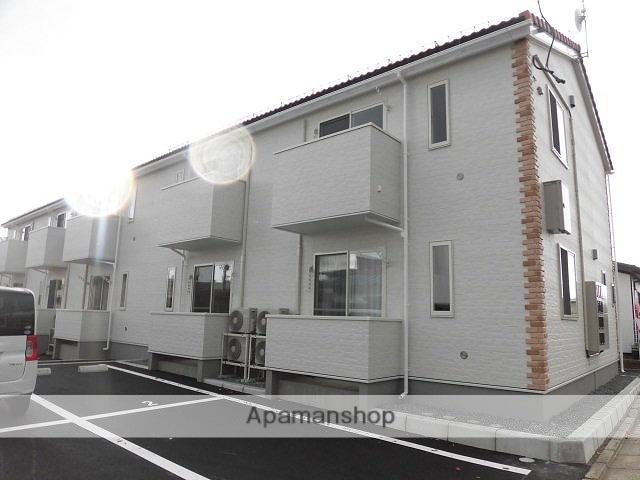 岩手県盛岡市、青山駅徒歩13分の新築 2階建の賃貸アパート