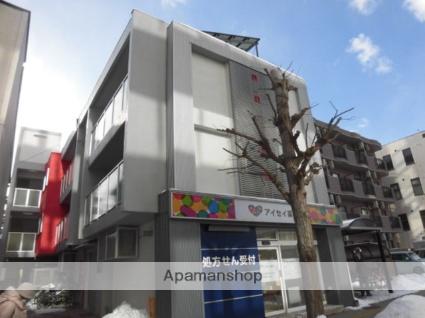 岩手県盛岡市、盛岡駅徒歩10分の築50年 3階建の賃貸マンション