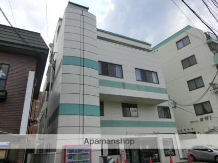 岩手県盛岡市の築21年 4階建の賃貸マンション