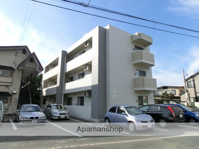 岩手県盛岡市の築7年 3階建の賃貸マンション