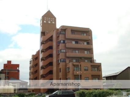 岩手県盛岡市の築25年 7階建の賃貸マンション