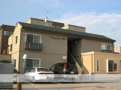 岩手県盛岡市、盛岡駅徒歩7分の築14年 2階建の賃貸アパート