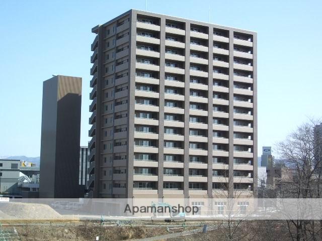 岩手県盛岡市、盛岡駅徒歩5分の築10年 14階建の賃貸マンション