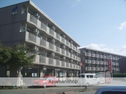 岩手県盛岡市、盛岡駅徒歩15分の築20年 4階建の賃貸マンション