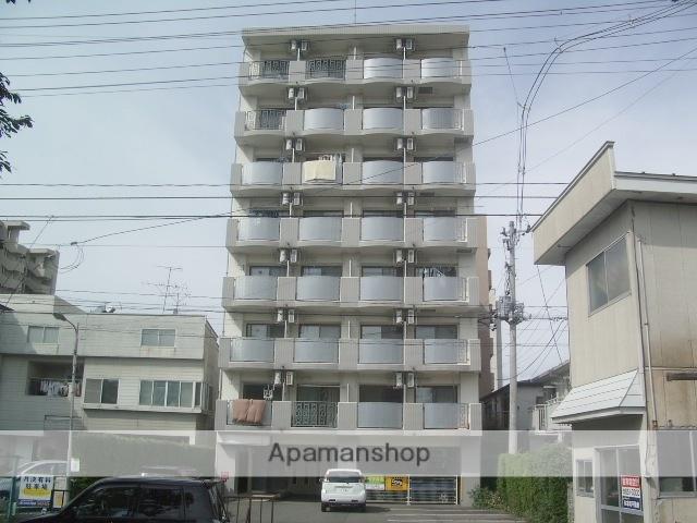 岩手県盛岡市の築20年 8階建の賃貸マンション