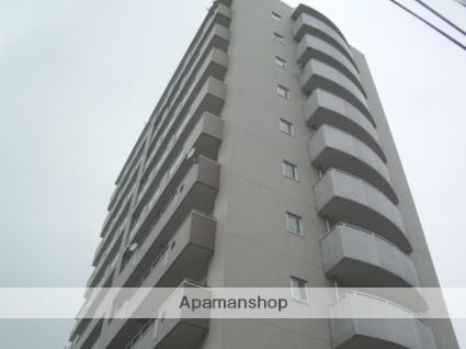 岩手県盛岡市の築15年 11階建の賃貸マンション