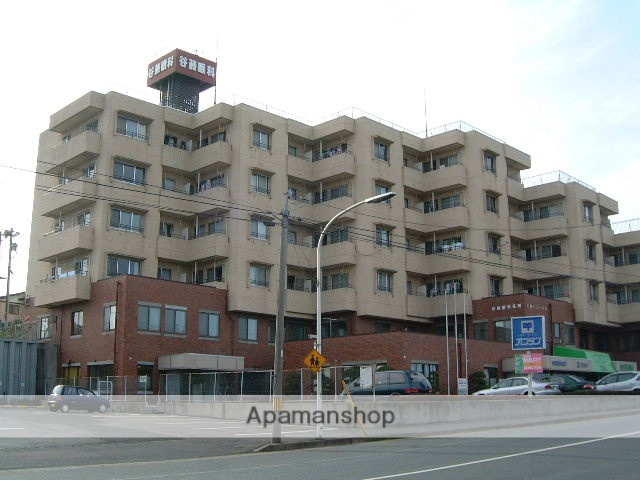 岩手県盛岡市の築35年 6階建の賃貸マンション