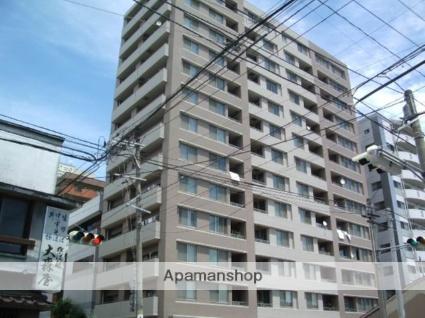 岩手県盛岡市、盛岡駅徒歩9分の築18年 13階建の賃貸マンション