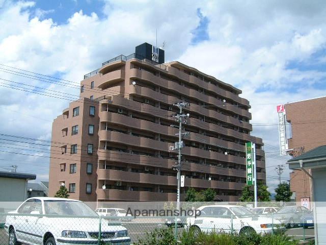 岩手県盛岡市の築19年 10階建の賃貸マンション