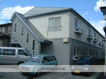 岩手県盛岡市の築22年 2階建の賃貸アパート