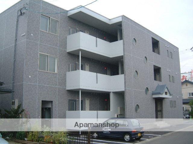 岩手県盛岡市、仙北町駅徒歩7分の築13年 3階建の賃貸マンション