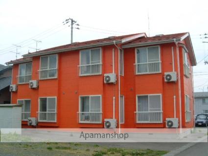 岩手県岩手郡滝沢村、大釜駅徒歩3分の築20年 2階建の賃貸アパート
