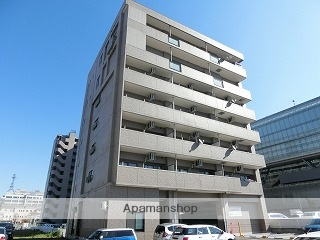 岩手県盛岡市、盛岡駅徒歩6分の築14年 7階建の賃貸マンション