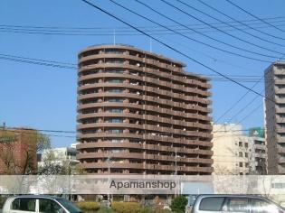 岩手県盛岡市、盛岡駅徒歩5分の築15年 15階建の賃貸マンション