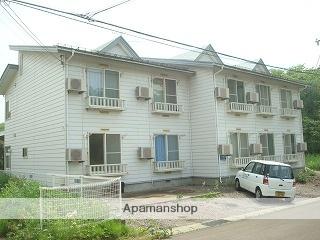岩手県岩手郡滝沢村の築26年 2階建の賃貸アパート