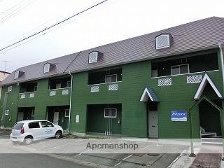 岩手県岩手郡滝沢村の築27年 2階建の賃貸アパート