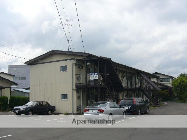 岩手県盛岡市の築37年 2階建の賃貸アパート