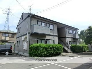 岩手県岩手郡滝沢村の築16年 2階建の賃貸アパート