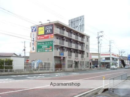 岩手県盛岡市の築18年 4階建の賃貸マンション
