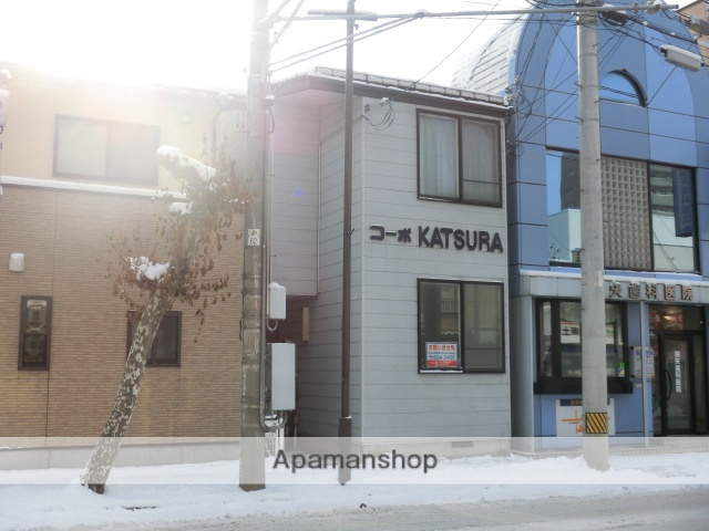 岩手県盛岡市の築18年 2階建の賃貸アパート