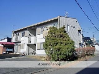 岩手県盛岡市、岩手飯岡駅徒歩5分の築30年 2階建の賃貸アパート