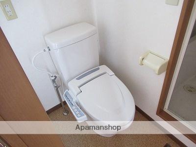 岩手県盛岡市城西町[2DK/29.81m2]のトイレ