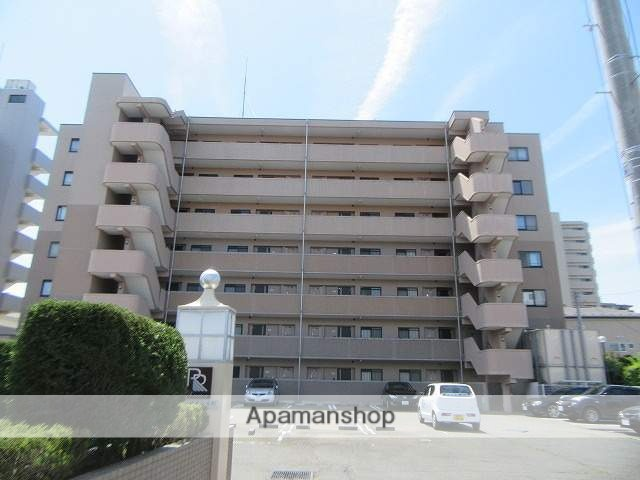 岩手県盛岡市の築14年 7階建の賃貸マンション