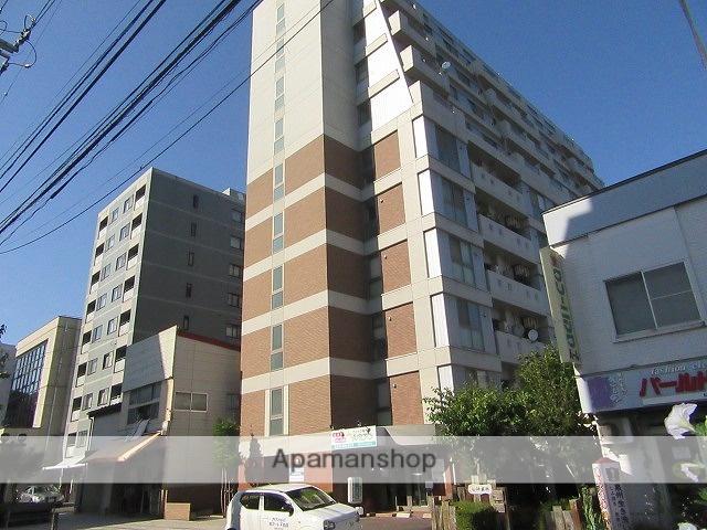 岩手県盛岡市、盛岡駅徒歩8分の築10年 10階建の賃貸マンション