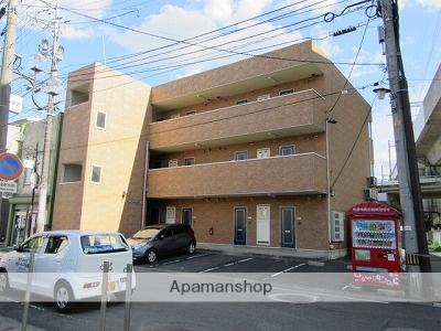 岩手県盛岡市、盛岡駅徒歩9分の築13年 3階建の賃貸アパート