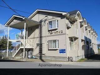 岩手県盛岡市、仙北町駅徒歩4分の築26年 2階建の賃貸アパート