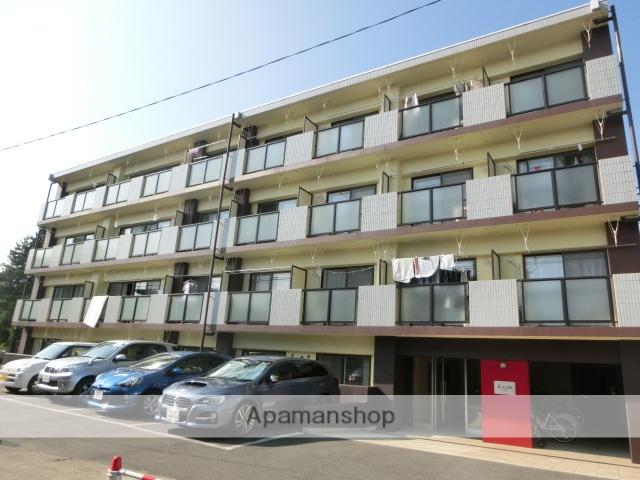 岩手県盛岡市の築17年 4階建の賃貸マンション