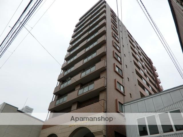 岩手県盛岡市の築27年 13階建の賃貸マンション