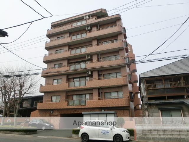岩手県盛岡市の築26年 7階建の賃貸マンション