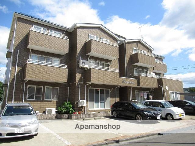 岩手県盛岡市の築16年 3階建の賃貸アパート