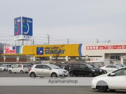 コリーヌ桜町A棟[1LDK/51.04m2]の周辺1