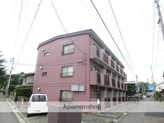 岩手県盛岡市の築33年 3階建の賃貸マンション