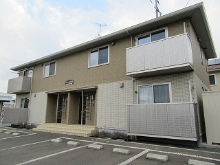 岩手県盛岡市、盛岡駅徒歩17分の築6年 2階建の賃貸アパート