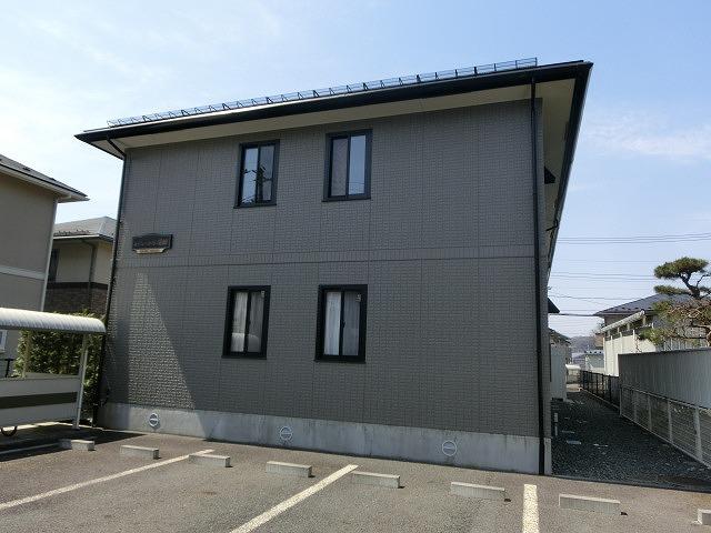 岩手県盛岡市の築16年 2階建の賃貸アパート