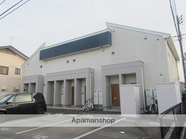岩手県紫波郡矢巾町、矢幅駅徒歩9分の築4年 2階建の賃貸アパート