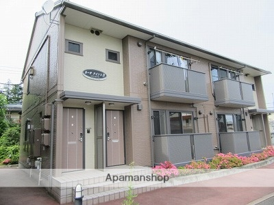 岩手県紫波郡矢巾町、矢幅駅徒歩5分の築13年 2階建の賃貸アパート