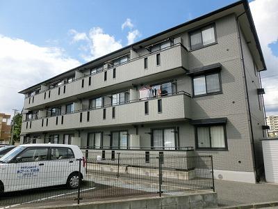 岩手県盛岡市の築14年 3階建の賃貸アパート