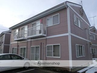 岩手県盛岡市の築19年 2階建の賃貸アパート