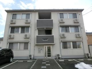 岩手県盛岡市、仙北町駅徒歩25分の築8年 3階建の賃貸アパート