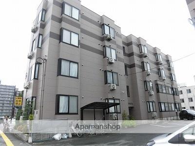 岩手県盛岡市、盛岡駅徒歩7分の築23年 4階建の賃貸マンション