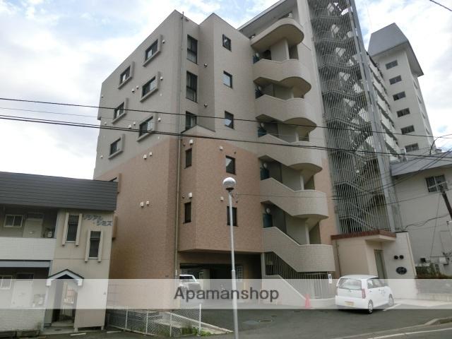 岩手県盛岡市の築7年 6階建の賃貸マンション