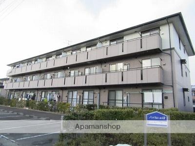 岩手県盛岡市の築22年 3階建の賃貸アパート