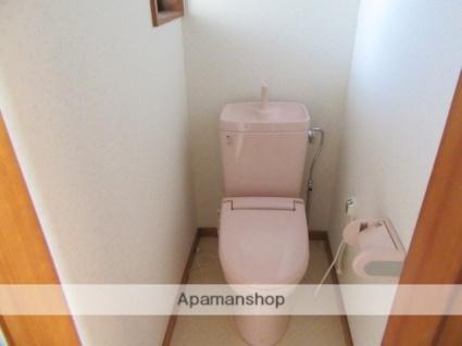 岩手県盛岡市仙北3丁目[1K/23.89m2]のトイレ