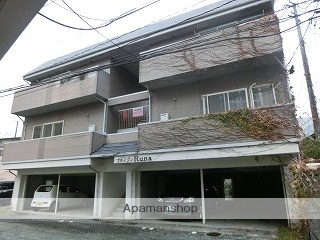 岩手県盛岡市、盛岡駅徒歩5分の築16年 3階建の賃貸アパート