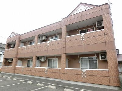 岩手県盛岡市の築10年 2階建の賃貸マンション
